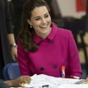 Kate Middleton le 9 décembre 2014