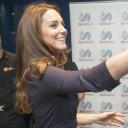 Kate Middleton le 12 novembre 2014
