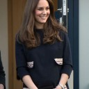 Kate Middleton le 15 janvier 2015