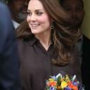 Kate Middleton le 16 janvier 2015