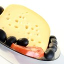 El queso gruyere
