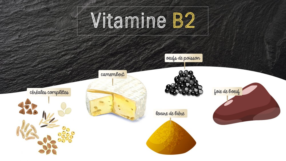 vitamine b2 ou riboflavine quels sont les aliments riches en vitamine b2 une vid o. Black Bedroom Furniture Sets. Home Design Ideas