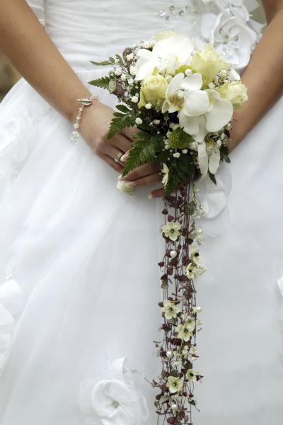 bouquet mariage original diaporama beaut doctissimo. Black Bedroom Furniture Sets. Home Design Ideas