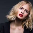Coupe carré court femme - Claude Tarantino pour L'Oréal Professionnel PE 2015