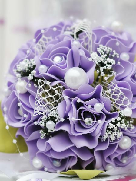 bouquet mari e original sans fleur diaporama beaut. Black Bedroom Furniture Sets. Home Design Ideas