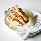 Aiguillettes de poulet marinées au yaourt miellé