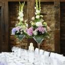 Centre de table mariage champetre
