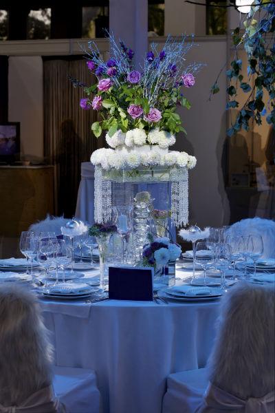 centre de table mariage en verre diaporama beaut doctissimo. Black Bedroom Furniture Sets. Home Design Ideas