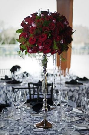 fleurs centre de table mariage diaporama beaut doctissimo. Black Bedroom Furniture Sets. Home Design Ideas