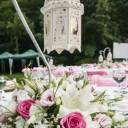 Centre de table original mariage