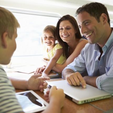 Les r ductions la ratp de la carte famille nombreuse for Les problemes de la famille nombreuse