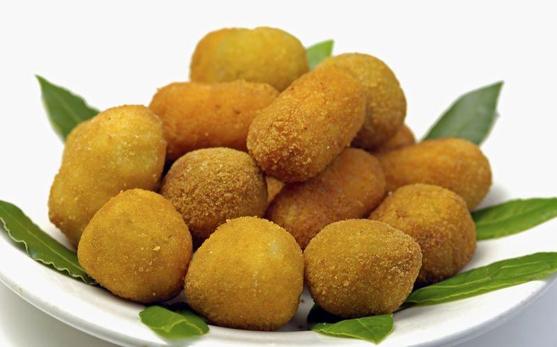 Croquettes de pomme de terre maison recette de - Pomme de terre rissolees maison ...