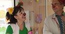 Les clowns à l'hôpital
