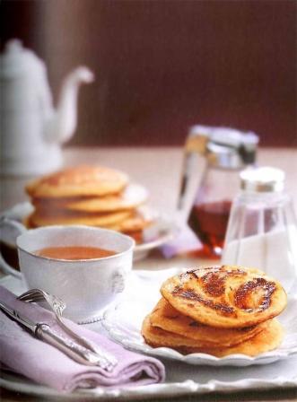 Pancakes aux pommes - Diaporama Nutrition - Doctissimo