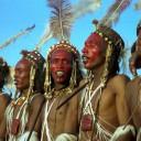 L'art de la séduction par les Wodaabe de l'Afrique de l'ouest