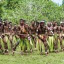 Fête de l'amour en Papouasie-Nouvelle Guinée