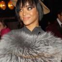 Le chapeau de Rihanna