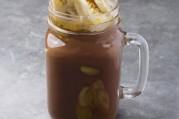 Entremets chicorée-banane