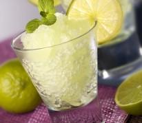 Granité au citron et à la menthe2