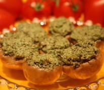champignon-pesto-noix