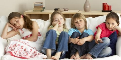 Savez-vous vous amuser avec vos enfants ?