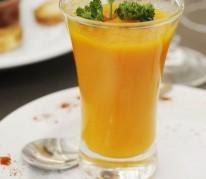 verrine de carottes