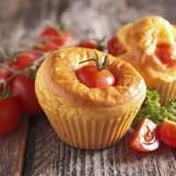 Mini-muffins à la tomate