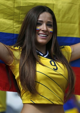 Supportrices de foot : les supportrices de ...