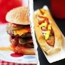 hamburger-hotdog