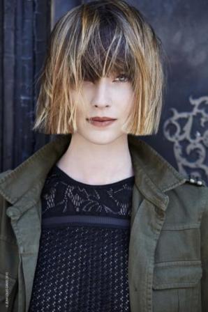 Coiffure Frange Coup Cheveux Mi Long Abc Coiffure