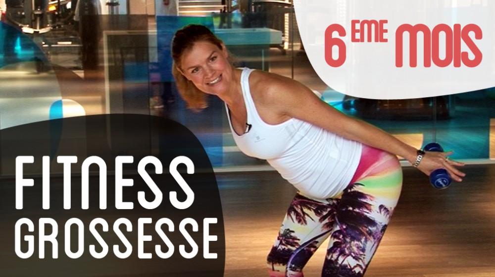 Grossesse et sport fitness pour le 6eme mois de - Se coucher sur le dos pendant la grossesse ...