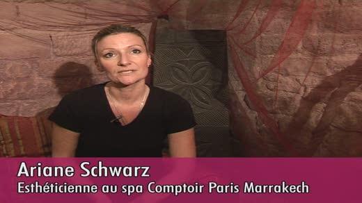 Spa comptoir paris marrakech une vid o forme doctissimo for Salon paris marrakech