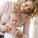 Couper ongles bébé
