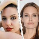 Nez refait Angelina Jolie