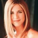 dégradé de Jennifer Aniston