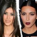 Nez refait Kim Kardashian
