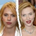 Nez refait Scarlett Johansson