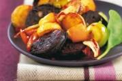 poelee-de-boudin-noir-aux-deux-pommes