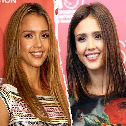 blonde ou brune les stars sont elles mieux avec une coloration blonde ou en brune diaporama beaut doctissimo - Coloration Brune A Blonde