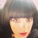 coiffure lily Allen