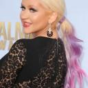 Christina-Aguilera-rose
