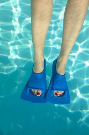 Des jambes fuselées grâce au BodyPalm