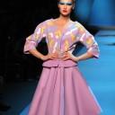 Défilé Dior Haute Couture Hiver
