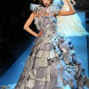Défilé Dior Robe Pierrot