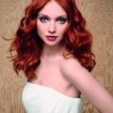 Modèle de coiffure automne-hiver 2015 Camille Albane