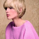 Cheveux courts automne-hiver 2015 @ Camille Albane