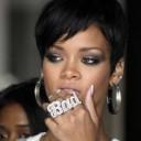 Coupe pixie Rihanna