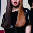 Modèle coiffure cheveux longs automne-hiver 2015 @ Dessange