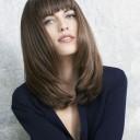 Modèle de coiffure cheveux mi-longs automne-hiver 2015 @ Fabio Salsa