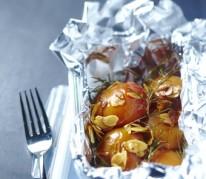 Les gamelles abricot miel amandes